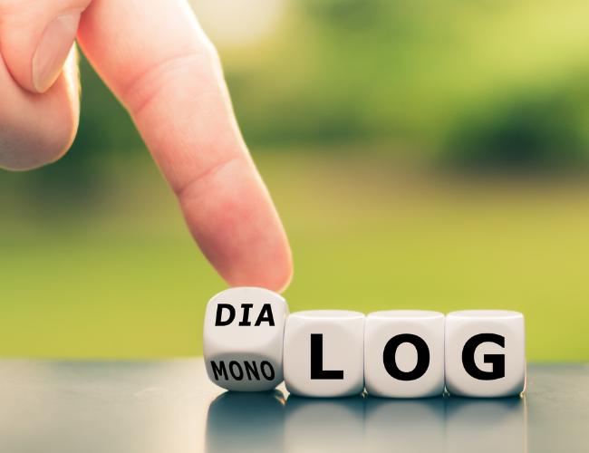 Dialog auf sozialen Medien durch Neuromarketing
