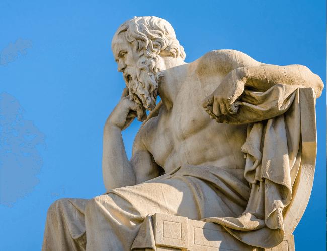 Sokrates war Experte der Einwandbehandlung