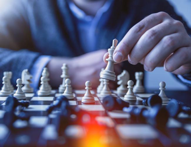 Mit der richtigen Social Media Strategie im Schach gewinnen